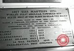 Image of USS Nautilus SSN-571 trial runs United States USA, 1954, second 29 stock footage video 65675063499
