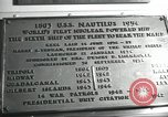 Image of USS Nautilus SSN-571 trial runs United States USA, 1954, second 31 stock footage video 65675063499