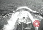 Image of USS Nautilus in sea trials United States USA, 1954, second 4 stock footage video 65675063501