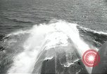 Image of USS Nautilus in sea trials United States USA, 1954, second 5 stock footage video 65675063501