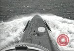 Image of USS Nautilus in sea trials United States USA, 1954, second 11 stock footage video 65675063501