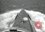 Image of USS Nautilus in sea trials United States USA, 1954, second 12 stock footage video 65675063501
