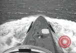 Image of USS Nautilus in sea trials United States USA, 1954, second 13 stock footage video 65675063501