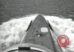 Image of USS Nautilus in sea trials United States USA, 1954, second 14 stock footage video 65675063501