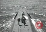 Image of USS Nautilus in sea trials United States USA, 1954, second 16 stock footage video 65675063501