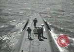 Image of USS Nautilus in sea trials United States USA, 1954, second 17 stock footage video 65675063501