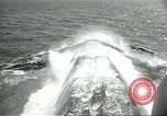 Image of USS Nautilus in sea trials United States USA, 1954, second 25 stock footage video 65675063501