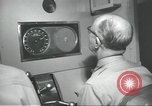Image of USS Nautilus in sea trials United States USA, 1954, second 32 stock footage video 65675063501