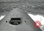 Image of USS Nautilus in sea trials United States USA, 1954, second 36 stock footage video 65675063501