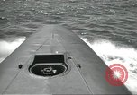 Image of USS Nautilus in sea trials United States USA, 1954, second 37 stock footage video 65675063501