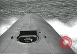 Image of USS Nautilus in sea trials United States USA, 1954, second 38 stock footage video 65675063501