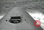 Image of USS Nautilus in sea trials United States USA, 1954, second 39 stock footage video 65675063501