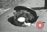 Image of USS Nautilus in sea trials United States USA, 1954, second 41 stock footage video 65675063501