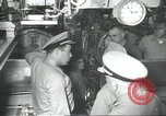 Image of USS Nautilus in sea trials United States USA, 1954, second 59 stock footage video 65675063501