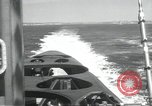 Image of USS Nautilus in sea trials United States USA, 1954, second 60 stock footage video 65675063501