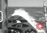 Image of USS Nautilus in sea trials United States USA, 1954, second 61 stock footage video 65675063501