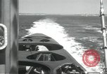 Image of USS Nautilus in sea trials United States USA, 1954, second 62 stock footage video 65675063501