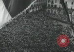 Image of Adolf Hitler and Benito Mussolini at Piazza Della Signoria Florence Italy, 1940, second 7 stock footage video 65675063505