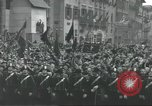 Image of Adolf Hitler and Benito Mussolini at Piazza Della Signoria Florence Italy, 1940, second 17 stock footage video 65675063505