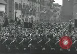 Image of Adolf Hitler and Benito Mussolini at Piazza Della Signoria Florence Italy, 1940, second 20 stock footage video 65675063505