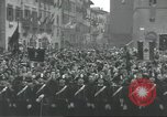 Image of Adolf Hitler and Benito Mussolini at Piazza Della Signoria Florence Italy, 1940, second 22 stock footage video 65675063505