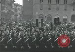Image of Adolf Hitler and Benito Mussolini at Piazza Della Signoria Florence Italy, 1940, second 26 stock footage video 65675063505