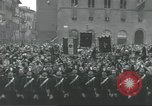 Image of Adolf Hitler and Benito Mussolini at Piazza Della Signoria Florence Italy, 1940, second 27 stock footage video 65675063505