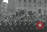 Image of Adolf Hitler and Benito Mussolini at Piazza Della Signoria Florence Italy, 1940, second 28 stock footage video 65675063505