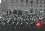 Image of Adolf Hitler and Benito Mussolini at Piazza Della Signoria Florence Italy, 1940, second 30 stock footage video 65675063505