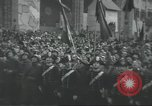 Image of Adolf Hitler and Benito Mussolini at Piazza Della Signoria Florence Italy, 1940, second 36 stock footage video 65675063505