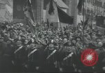 Image of Adolf Hitler and Benito Mussolini at Piazza Della Signoria Florence Italy, 1940, second 37 stock footage video 65675063505