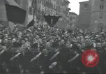 Image of Adolf Hitler and Benito Mussolini at Piazza Della Signoria Florence Italy, 1940, second 41 stock footage video 65675063505