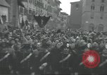 Image of Adolf Hitler and Benito Mussolini at Piazza Della Signoria Florence Italy, 1940, second 42 stock footage video 65675063505