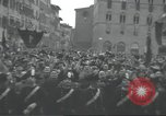 Image of Adolf Hitler and Benito Mussolini at Piazza Della Signoria Florence Italy, 1940, second 44 stock footage video 65675063505