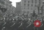 Image of Adolf Hitler and Benito Mussolini at Piazza Della Signoria Florence Italy, 1940, second 45 stock footage video 65675063505