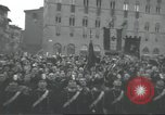 Image of Adolf Hitler and Benito Mussolini at Piazza Della Signoria Florence Italy, 1940, second 47 stock footage video 65675063505