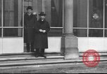 Image of Georges Clemenceau Paris France, 1919, second 16 stock footage video 65675063509