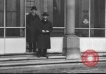 Image of Georges Clemenceau Paris France, 1919, second 17 stock footage video 65675063509