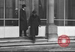 Image of Georges Clemenceau Paris France, 1919, second 18 stock footage video 65675063509