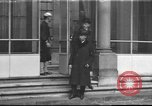 Image of Georges Clemenceau Paris France, 1919, second 20 stock footage video 65675063509