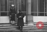 Image of Georges Clemenceau Paris France, 1919, second 26 stock footage video 65675063509