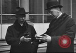 Image of Georges Clemenceau Paris France, 1919, second 33 stock footage video 65675063509
