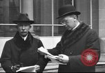 Image of Georges Clemenceau Paris France, 1919, second 46 stock footage video 65675063509