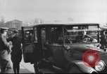 Image of dignitaries Paris France, 1919, second 52 stock footage video 65675063510