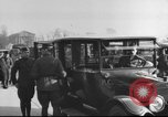 Image of dignitaries Paris France, 1919, second 53 stock footage video 65675063510