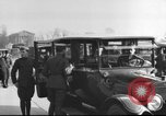 Image of dignitaries Paris France, 1919, second 54 stock footage video 65675063510