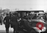 Image of dignitaries Paris France, 1919, second 55 stock footage video 65675063510