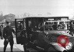 Image of dignitaries Paris France, 1919, second 57 stock footage video 65675063510