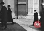Image of dignitaries Paris France, 1919, second 21 stock footage video 65675063511