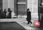 Image of dignitaries Paris France, 1919, second 22 stock footage video 65675063511